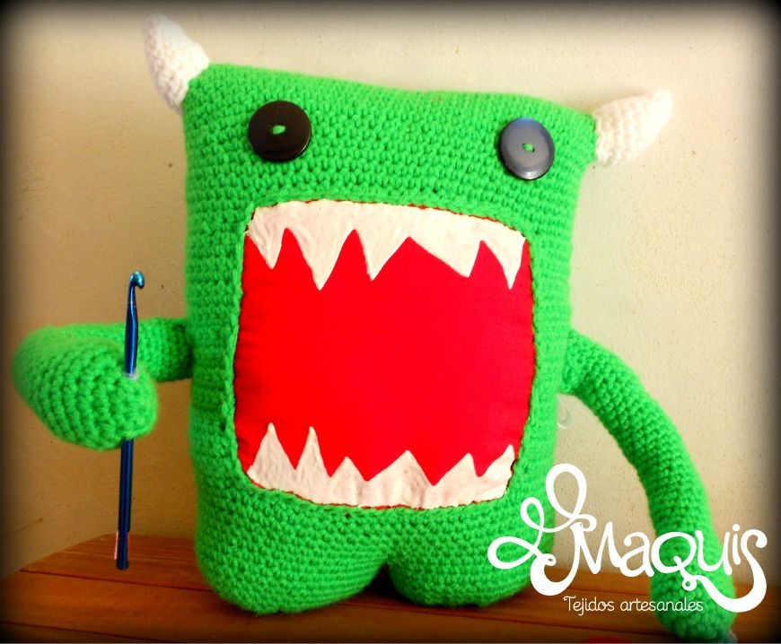 Monster crochet