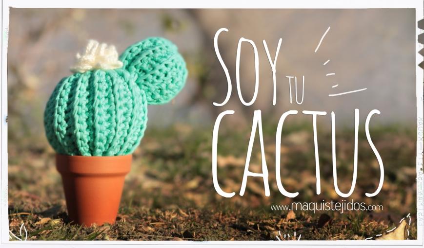 Cactus Maquis 100%abrazables